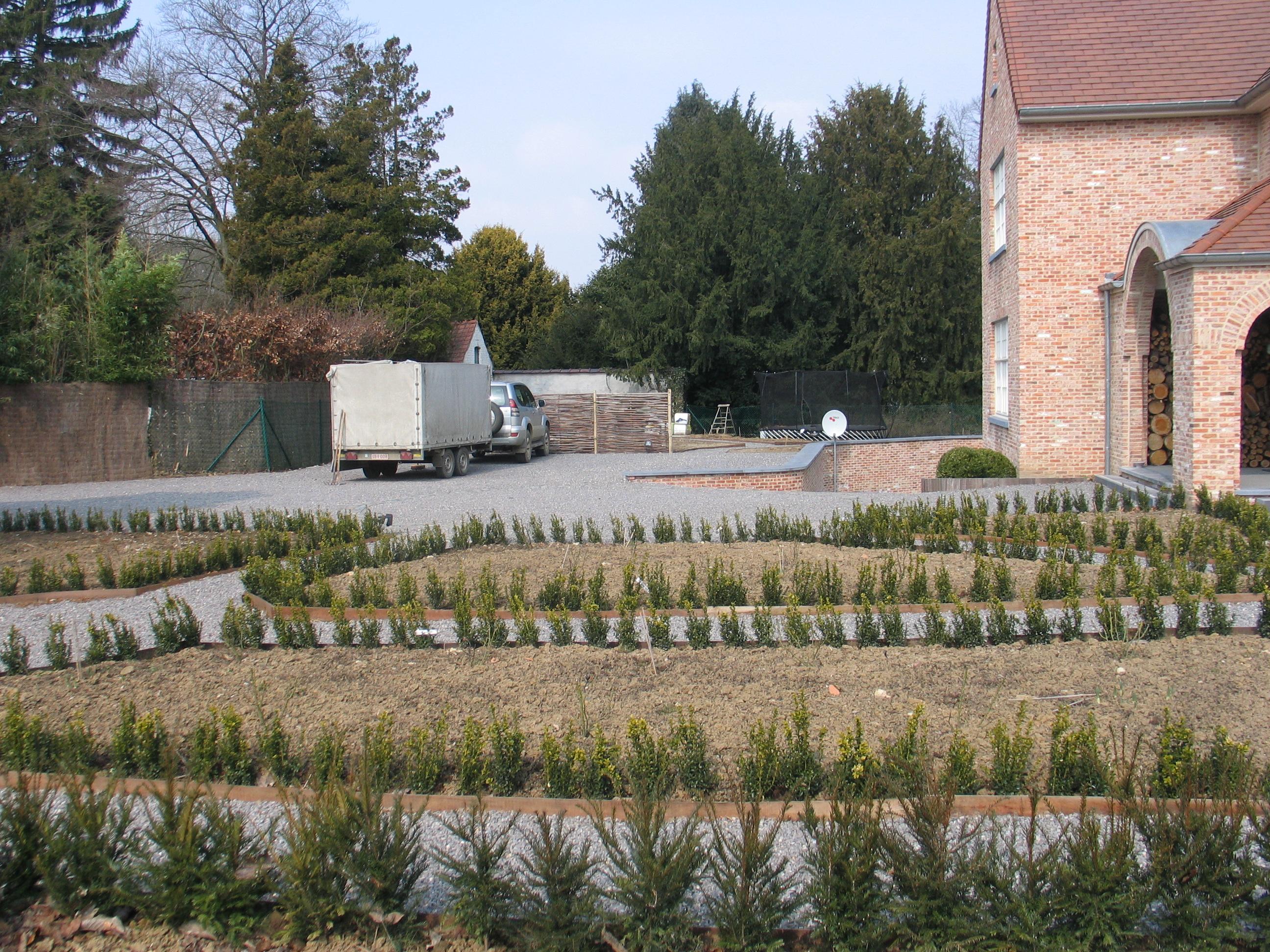 Leefdaal Gardens